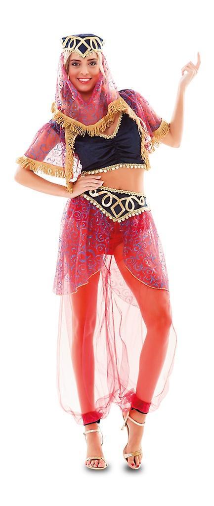 Harem mavedanser Jennie Orient magiske eventyr dame kostume