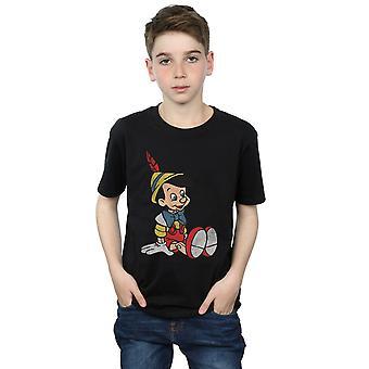 Disney Boys Pinocchio Classic Pinocchio T-Shirt