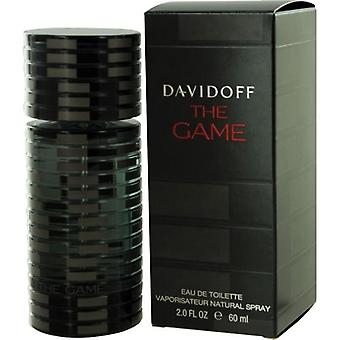 Davidoff The Game By Davidoff Edt Spray 2 Oz