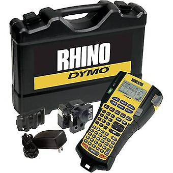 Label printer DYMO RHINO 5200 Kit Suitable for scrolls: IND 6 mm
