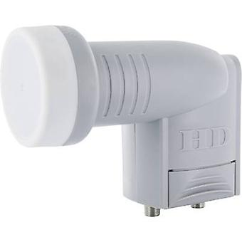 Twin LNB Schwaiger LNB2 No. of participants: 2 LNB feed size: 40 mm