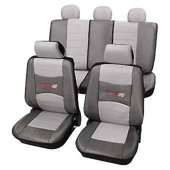 Stylish Grey Seat Covers For Vauxhall Astra F 1991-1998