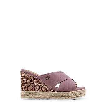 U.S. Polo Women Wedges Violet