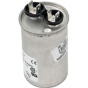 エセックス 5VR0303 370V 30 MFD モーター実行コンデンサー ラウンド ケース
