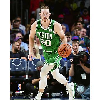 Gordon Hayward 2017-18 akcji Photo Print