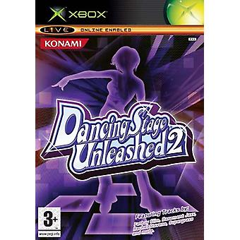 Dancing Stage ontketende 2 (Xbox)