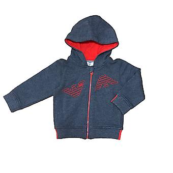 Armani Baby Boys Hooded Jacket