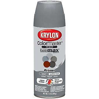 Sandable Primer Aerosol Spray 12Oz-Gray