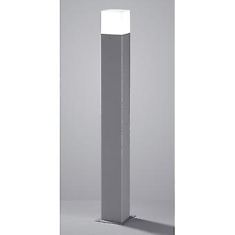 Trio Beleuchtung Hudson moderne Titan Aluminium Druckguss Pole