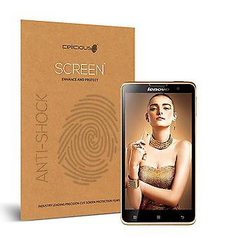 Celicious Impact Anti-Shock Shatterproof Screen Protector Film Compatible with Lenovo Golden Warrior S8
