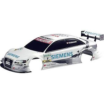 Reely 7105002 1:10 Car body Audi A4 DTM 06 Siemens 185 mm Painted, cut, decorated