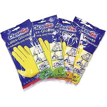 L+D CleanGo 1460 Natural rubber Protective glove Size (gloves): 8, M 1 pair