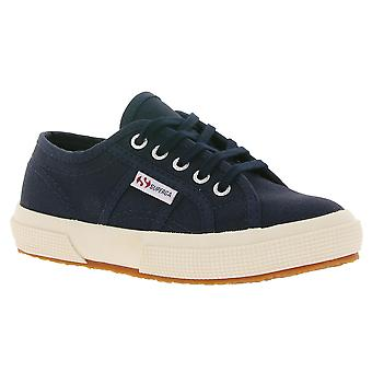 SUPERGA kids of sneaker classic Navy