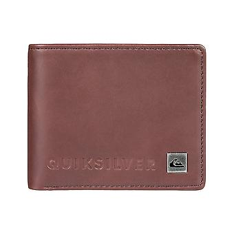 Quiksilver Mack VI läder plånbok