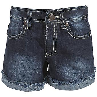 Trespass Childrens Girls Catherine Denim Shorts