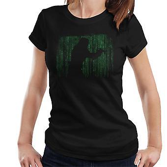 T-shirt original Stormtrooper Matrix silhueta feminina