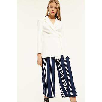 English Factory Striped Culottes