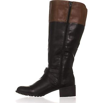 Style & Co. Womens venesa Almond Toe Knee High Fashion Boots