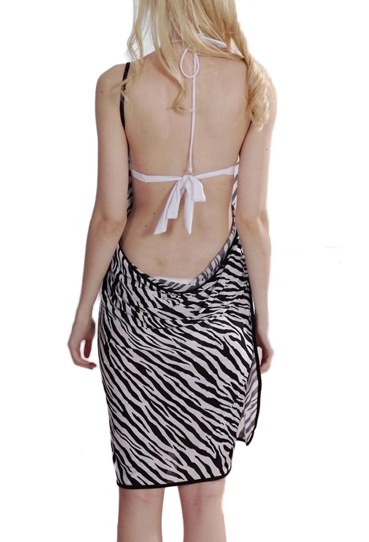 Waooh - Fashion - Sarong zebra print