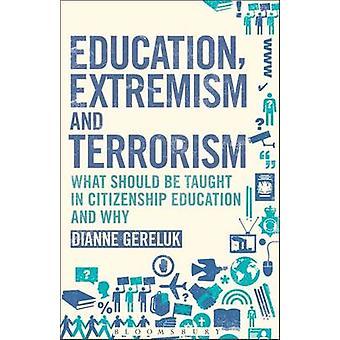 Utbildning - Extremism och Terrorism - vad bör läras i medborgaren