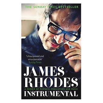 Instrumental (Main) von James Rhodes - 9781782113393 Buch