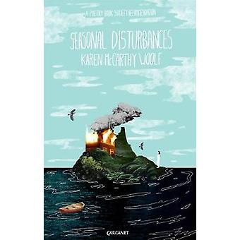 Troubles saisonniers par Karen McCarthy Woolf - livre 9781784103361