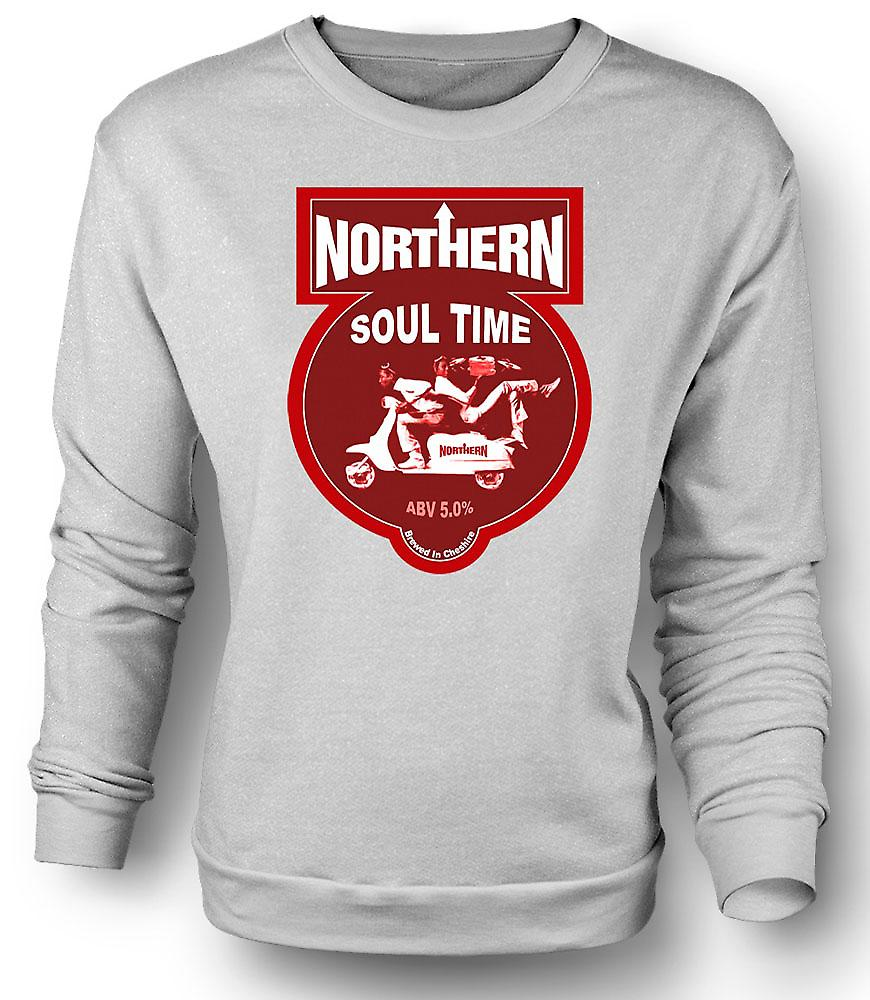 Hombres camiseta Northern Soul Scooter Vespa