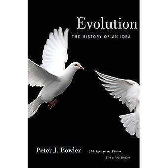 Evolución: La historia de una Idea