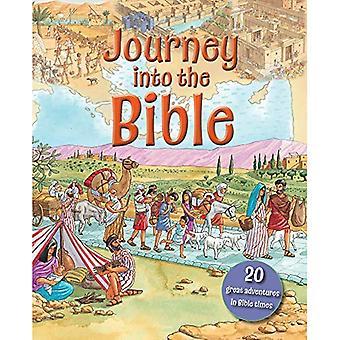 Viaje en la Biblia