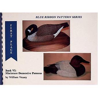Blue Ribbon Pattern Series: v. VI