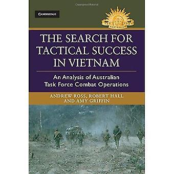 W poszukiwaniu taktycznego sukcesu w Wietnamie: Analiza australijski Task Force Combat Operations (australijski...