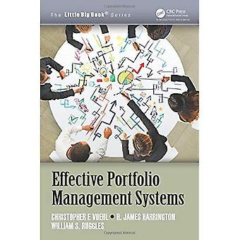 Tehokas Portfolio Management Systems (Little Big Book-sarja)