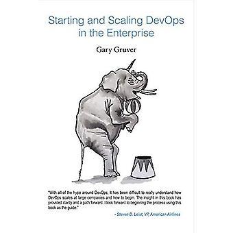 Start- och skalning DevOps i företaget