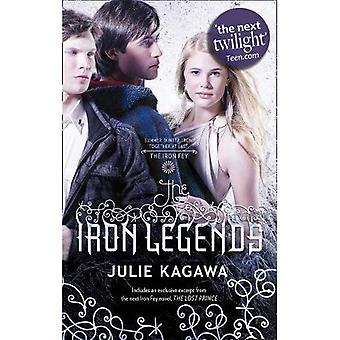 The Iron Legends: Winter's Passage / Iron's Prophecy / Summer's Crossing (The Iron Fey)
