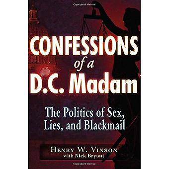 CONFESSIONS OF A DC MADAME