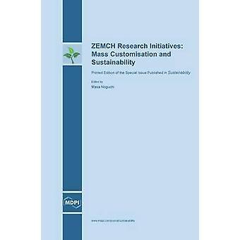 Personalizzazione di massa iniziative ZEMCH ricerca e sostenibilità da Noguchi & Masa