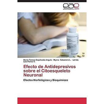 Efecto de Antidepresivos Sobre El Citoesqueleto Neuronal par Sepulveda Angulo Maria Teresa