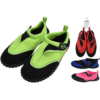 Nalu Aqua Shoes Size 4 Kids - 1 Pair Assorted Colours