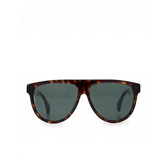 Gucci Eyewear Sport Acetate Wayfarer Sunglasses