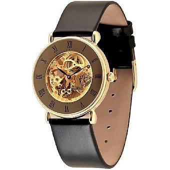 Zeno-watch mens watch nameless skeleton limited edition 3572-PGG-s9