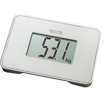 Tanita Super Compact Multi Purpose Digital Scales - Pearl White (HD386PR)