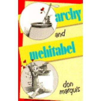 Archy and Mehitabel by Don Marquis - 9780385094788 Book