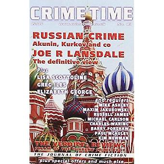 Crime Time 43 by Joe R. Lansdale - Barry Forshaw - 9781842431375 Book