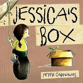 Jessica's Box by Peter Carnavas - Peter Carnavas - 9781912076543 Book