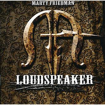 Marty Friedman - Loudspeaker [CD] USA import