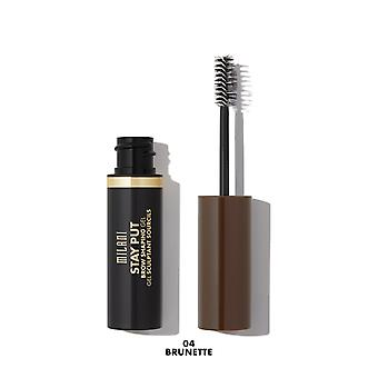 Milani Stay Put Brow Shaping Gel-04 Brunette
