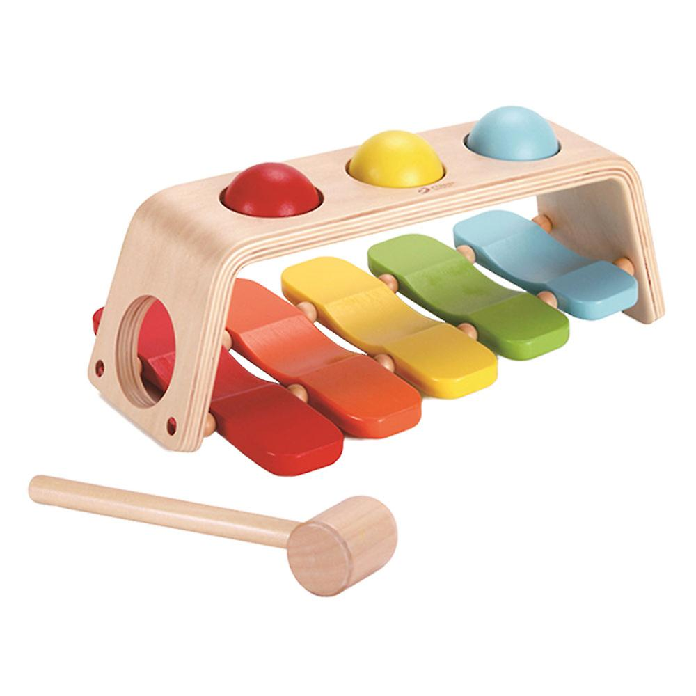 Classic World Activity Toy (2 In 1 Pound & Tap Bench)