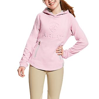 Ariat Girls 3d Hoodie Lilac - Pearl