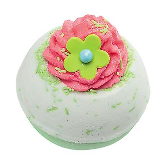 Bomb Cosmetics Bath Blaster - Apple & Raspberry Swirl