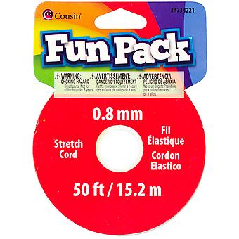 Fun Pack Stretch Cord Spool ? Yards Pkg ? Color 34734221